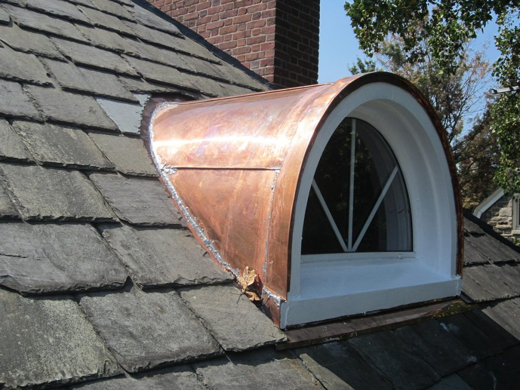 Copper Roofing · Slate Roofing · Chimney Repair Baltimore